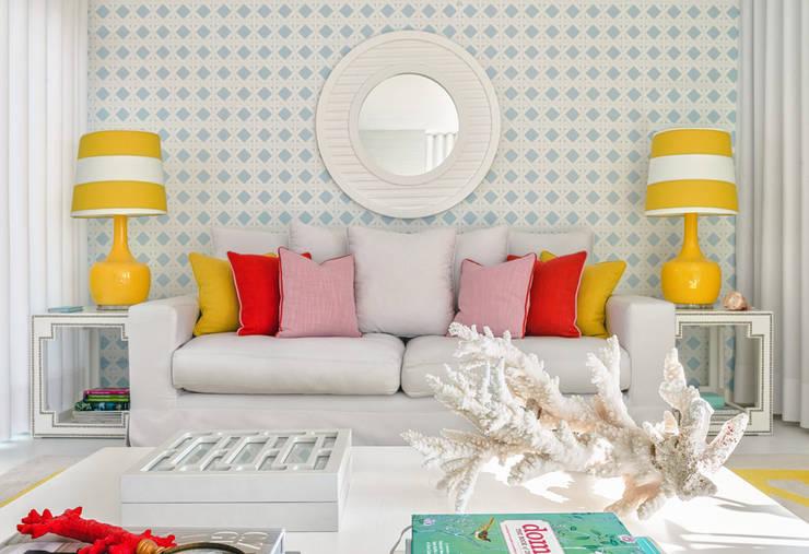 Living room by Prego Sem Estopa by Ana Cordeiro
