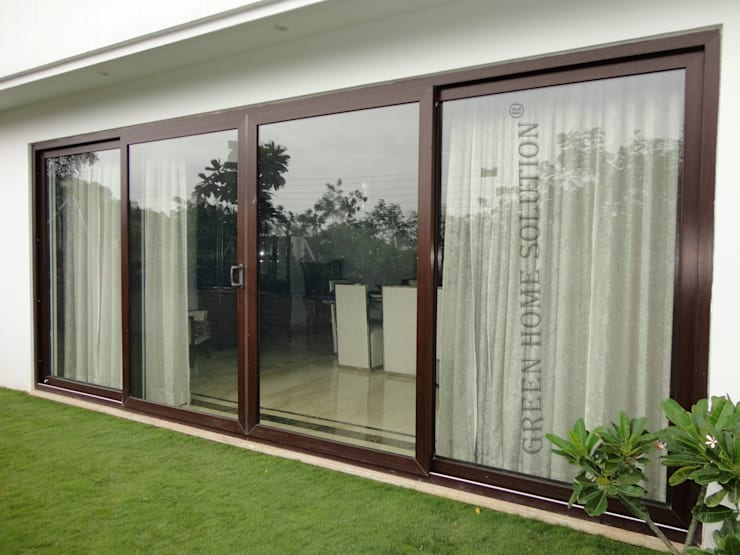 Windows by Green Home Solution