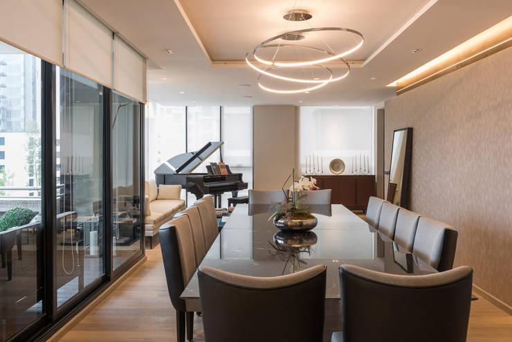 Ruang Makan oleh ARCO Arquitectura Contemporánea , Klasik