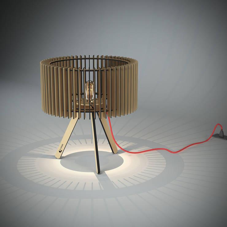 Lámparas : Hogar de estilo  por TC Estudio