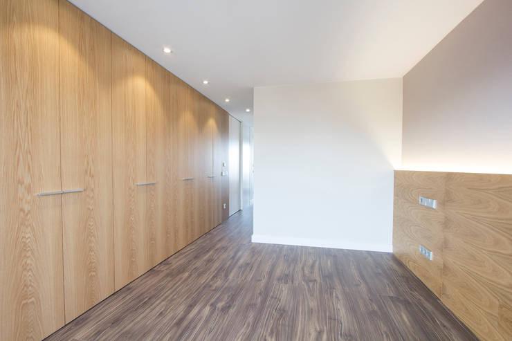 Hab. Principal: Dormitorios de estilo  de Bocetto Interiorismo y Construcción,
