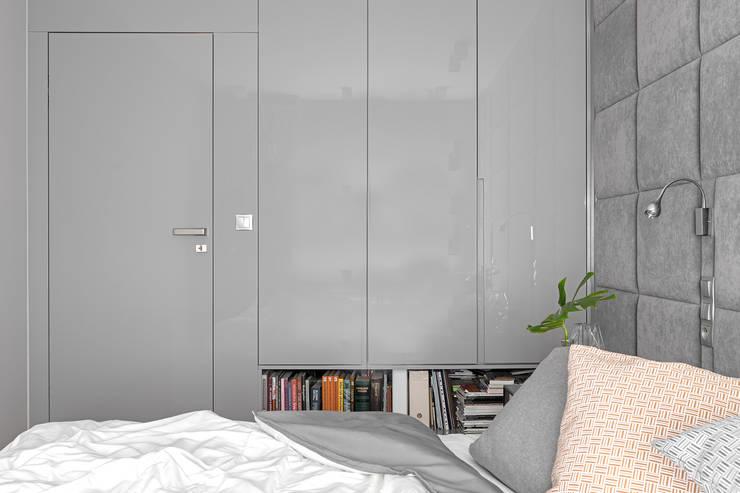 Dormitorios de estilo  por Finchstudio