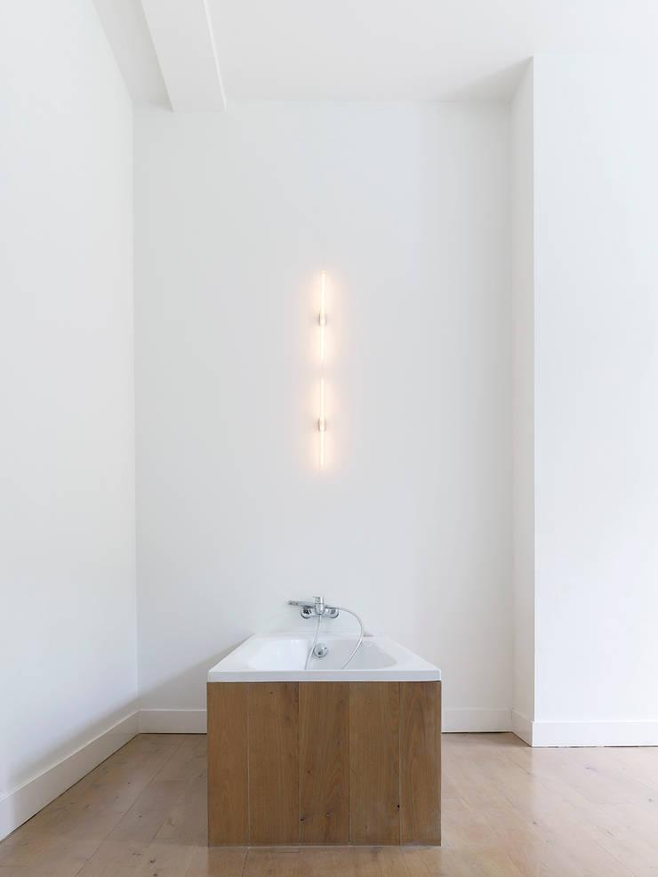 villa 1:  Badkamer door White Door Architects