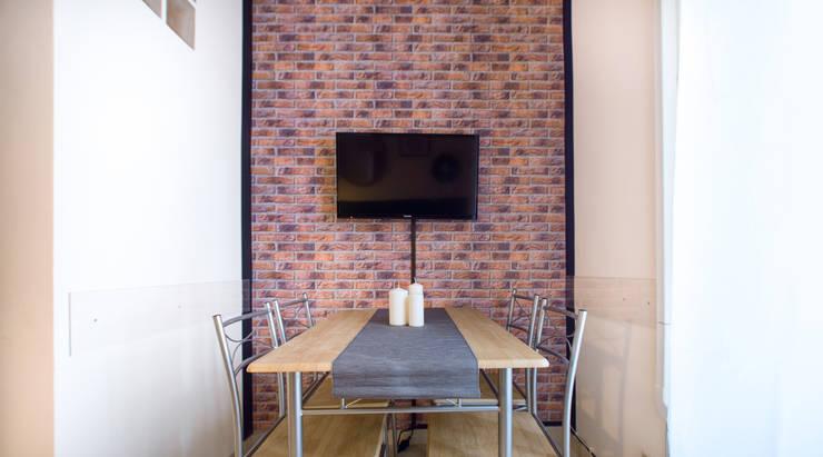 Столовая комната в . Автор – Progetti e caffè