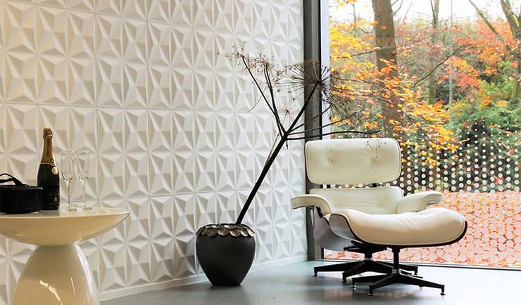 Wallart 3d Wall Decor Panels Von Wallart 3d Wall Decor Homify