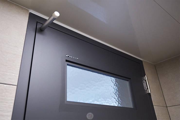프로젝트-중계동 경남롯데상아A 27PY: 제이앤예림design의  욕실