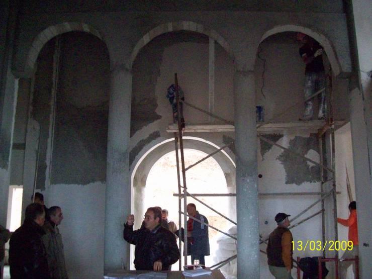 Meral TÜRKCAN  – Konut Projesi- Ana Bina:  tarz Oturma Odası