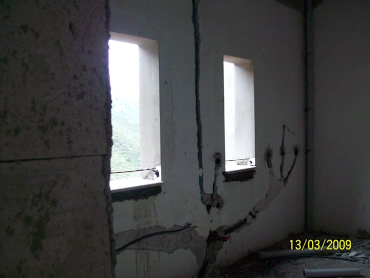 Meral TÜRKCAN  – Konut Projesi- Ana Bina:  tarz Çalışma Odası