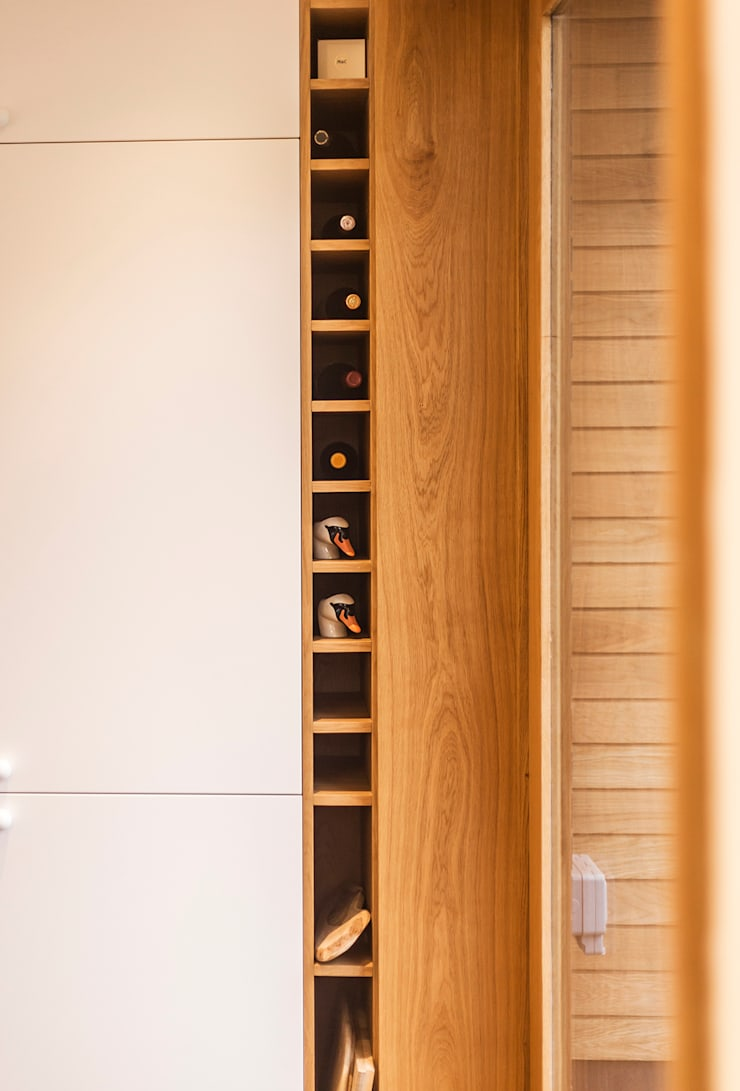 Wine shelve:  Wine cellar by A2studio
