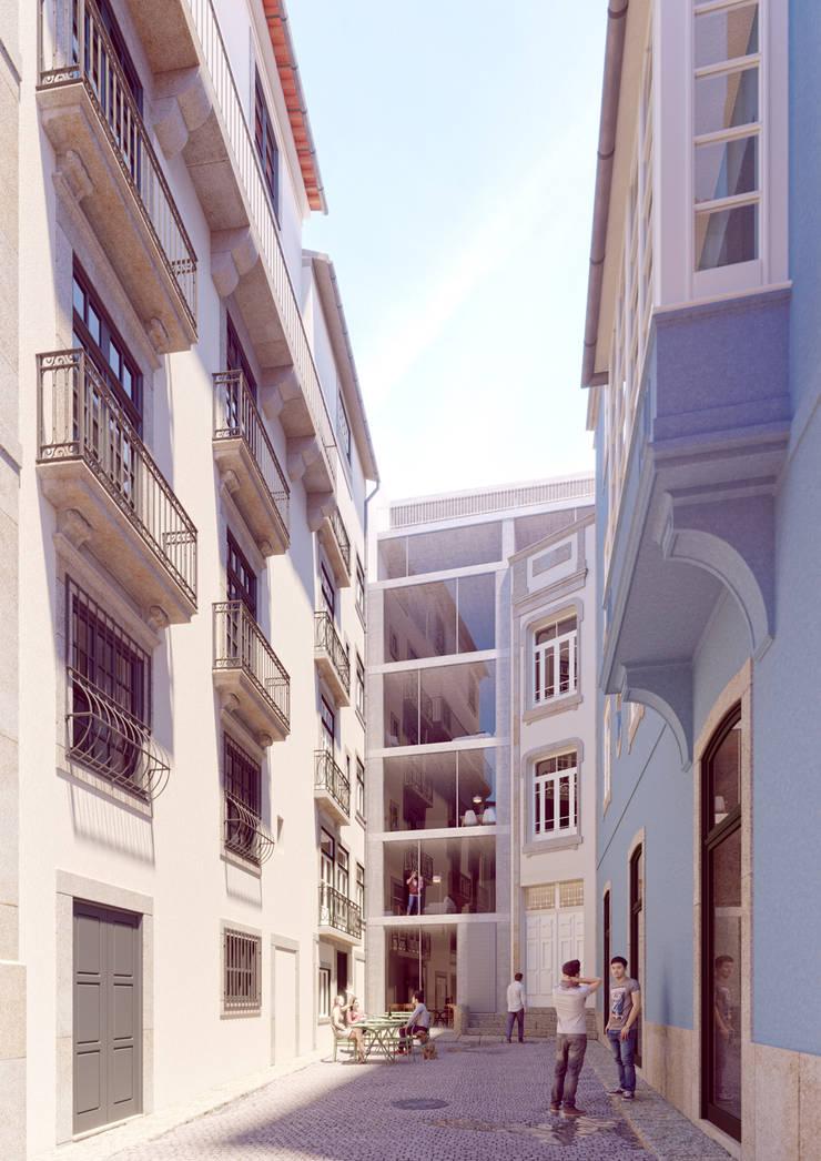 MAH : Casas  por Gabriela Pinto Arquitetura,