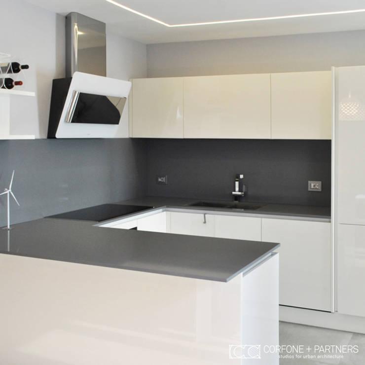 CASA RA0:  in stile  di CORFONE + PARTNERS studios for urban architecture