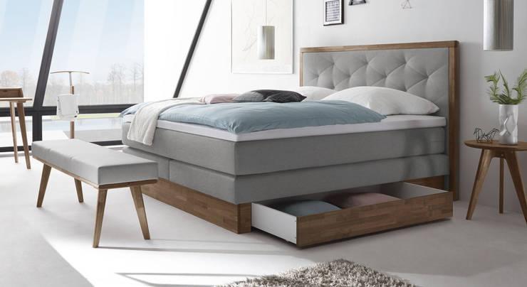 """Boxspringbett """"Moroni"""":  Schlafzimmer von Betten.de"""
