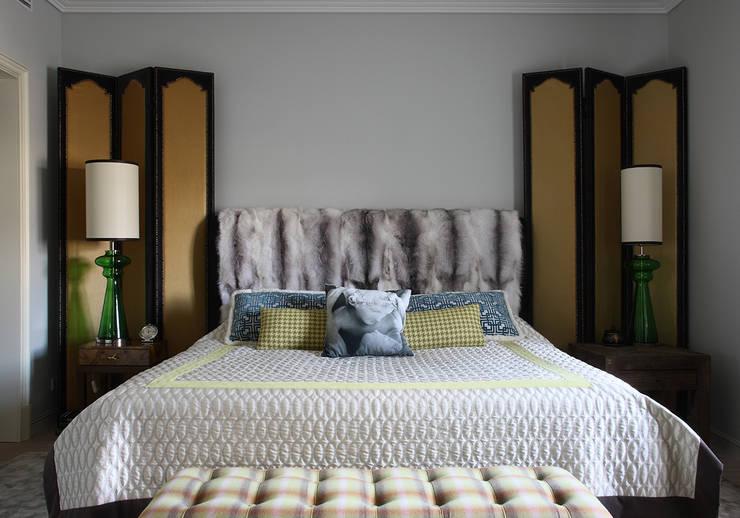 Загородный дом : Спальни в . Автор – Atelier Interior