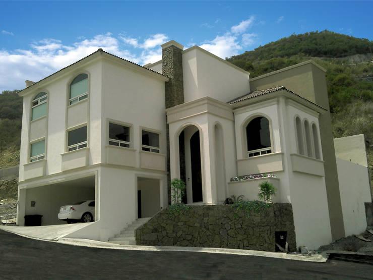 Casa Lagos:  de estilo  por nuk arquitech