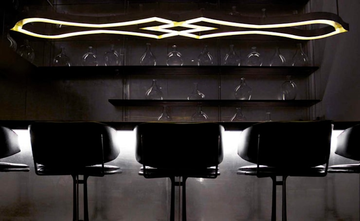 Wine Bar - Marmara Park Avenue Hotel:  Hotels by Joe Ginsberg Design
