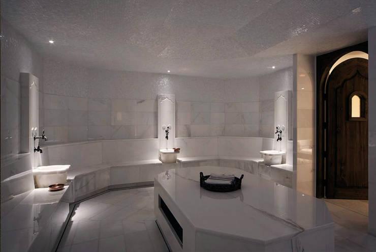 Spa Design:  Hotels by Joe Ginsberg Design