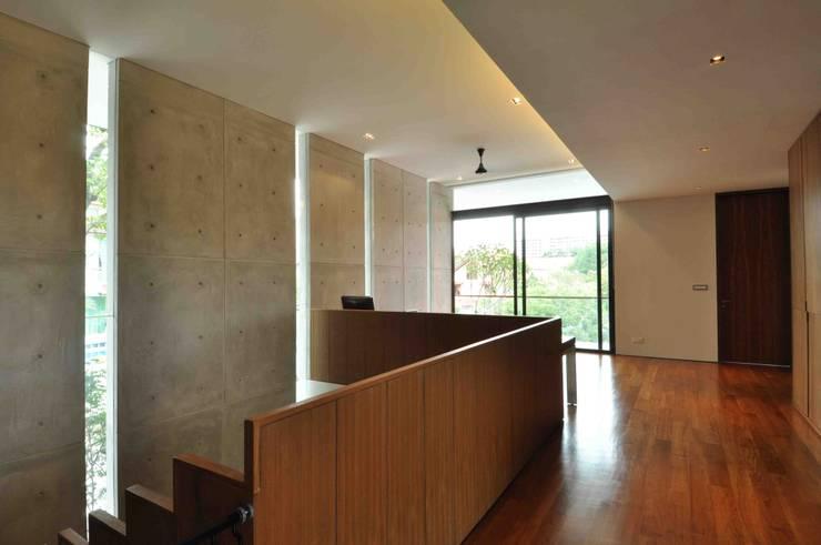 غرفة المعيشة تنفيذ ming architects