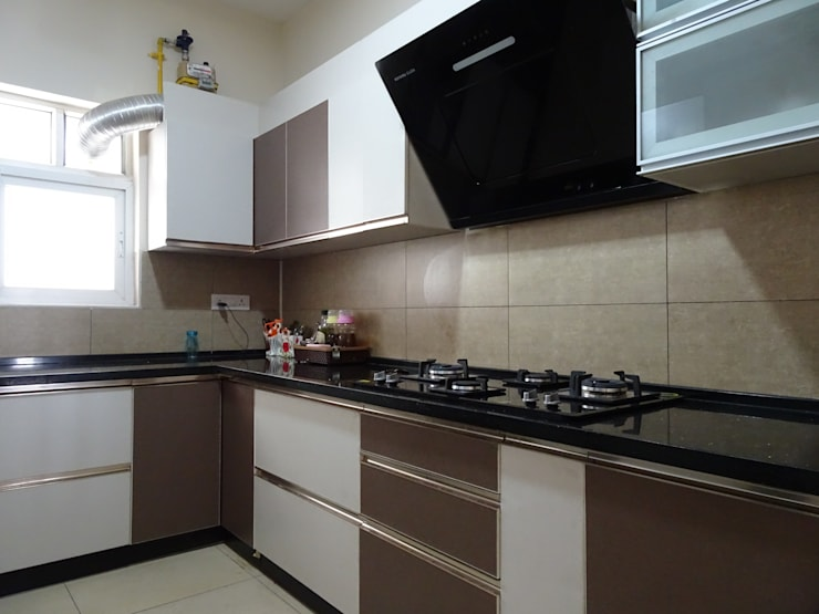 :  Kitchen by Blue Interiors