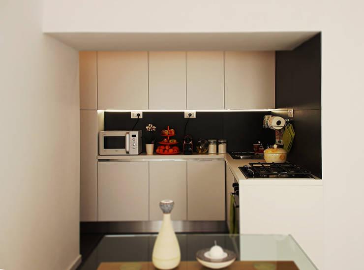 مطبخ تنفيذ Progetto Kiwi Architettura