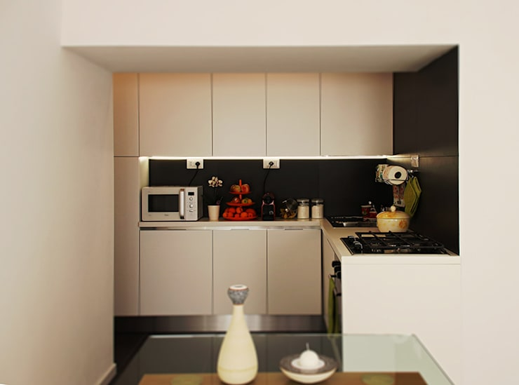 modern Kitchen by Progetto Kiwi Architettura