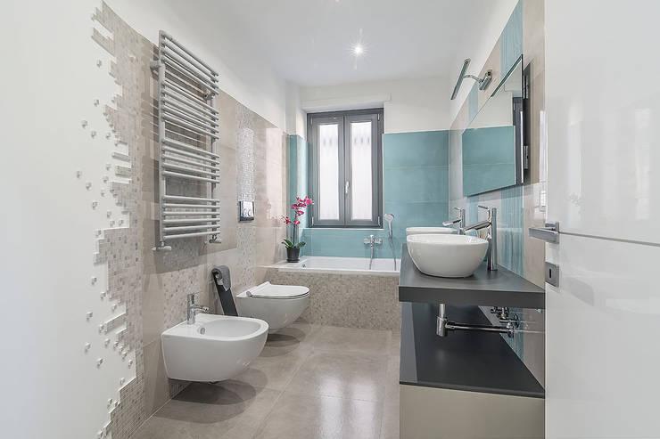 Vasca Da Bagno Firenze : Mobili bagno su misura firenze mobile lavanderia su misura di