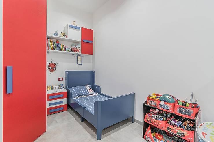 غرفة الاطفال تنفيذ Facile Ristrutturare