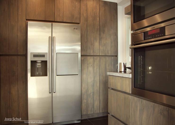 Cocinas de estilo  por Joep Schut, interieurmaker