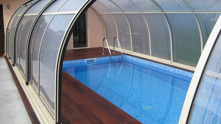 مسبح تنفيذ Aquazzura Piscine