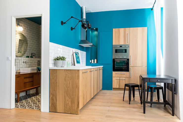 Kitchen by Insides