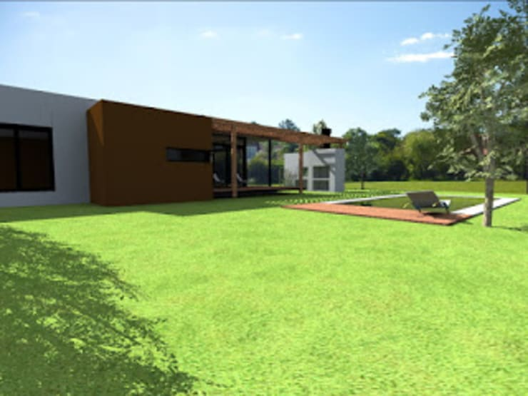 vistas:  de estilo  por VHA Arquitectura
