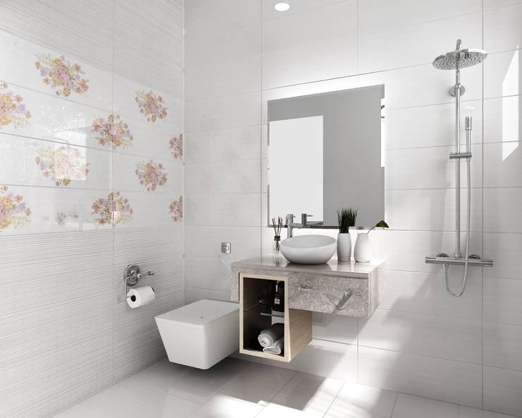 classic Bathroom by 綠藝營造