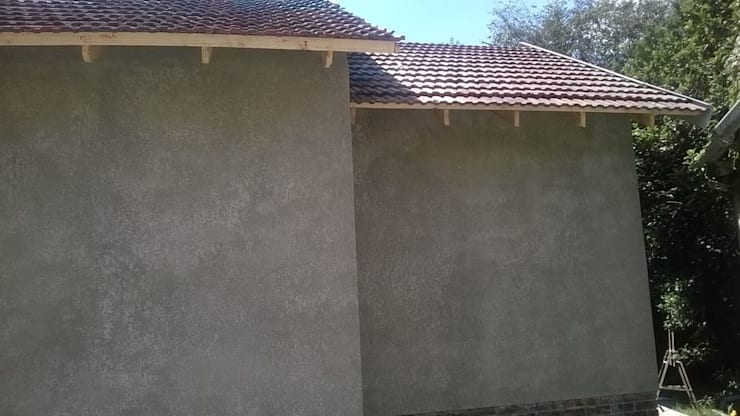 Randburg:  Houses by Mzuli Construction Projects