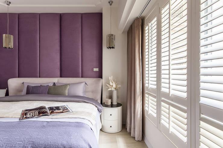 Bedroom by 祥祥設計有限公司