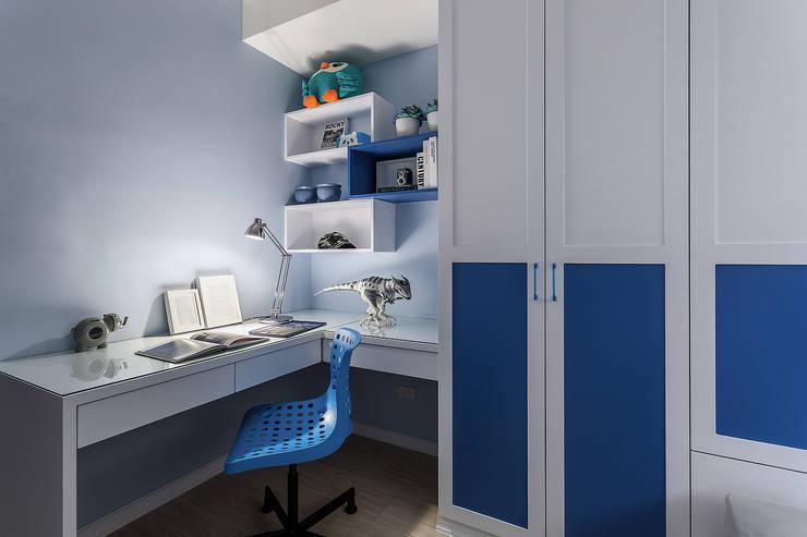 Study/office by 祥祥設計有限公司