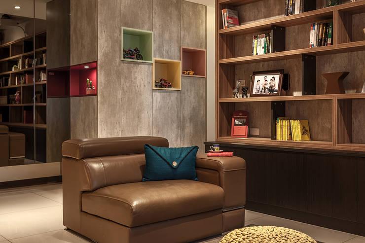 賦格律:  客廳 by 祥祥設計有限公司