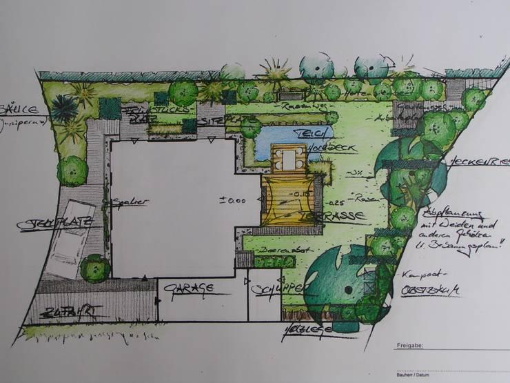 modern Garden by wilhelmi   garten- und landschaftsarchitektur
