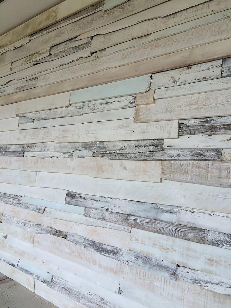 Konservasi oleh FARBCOMPANY, Rustic Kayu Wood effect