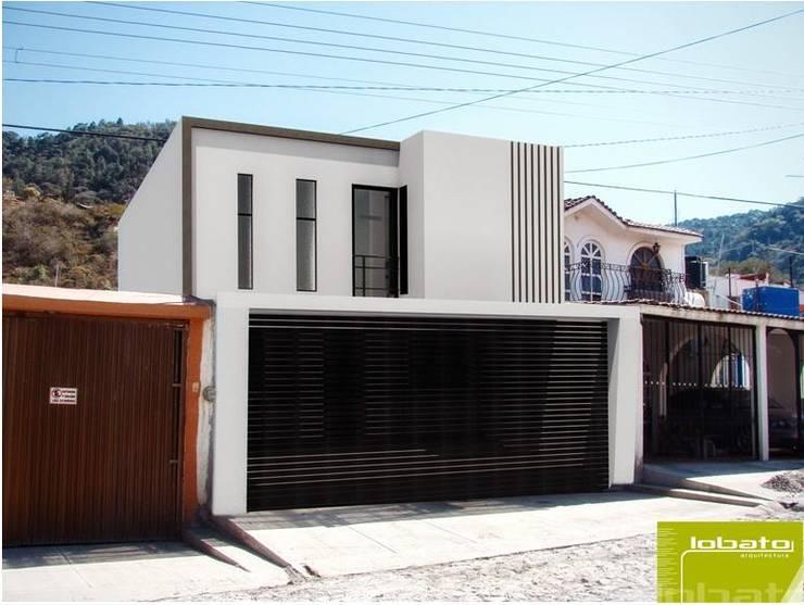 Propuesta Fachada:  de estilo  por Lobato Arquitectura