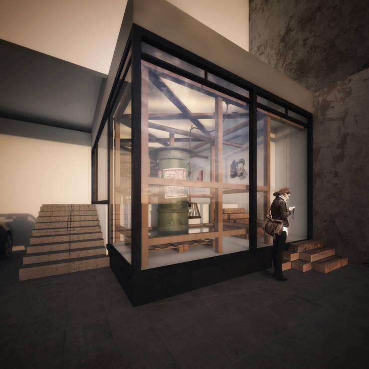 Primeras Propuestas : Estudios y oficinas de estilo  por FUNDAMENTAL