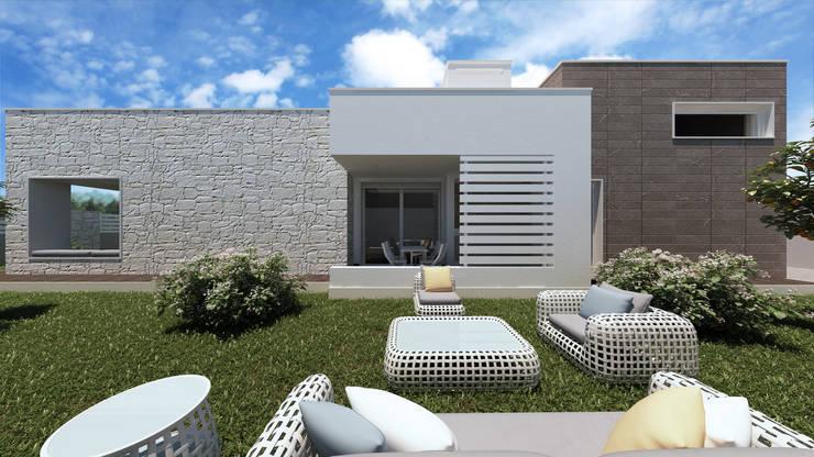 منازل تنفيذ De Vivo Home Design