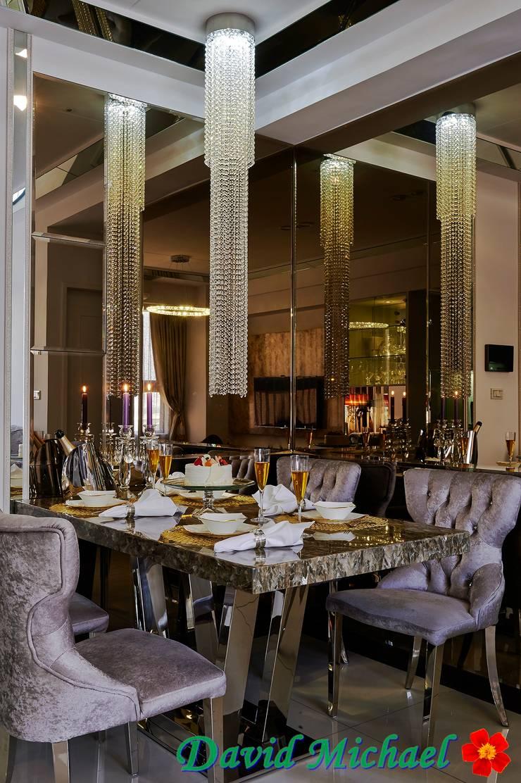 餐廳:  餐廳 by 大衛麥可國際設計工程有限公司