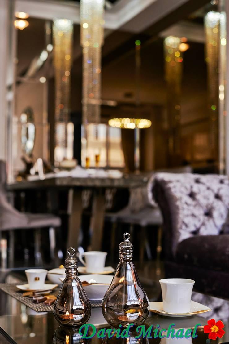 【潘朵拉的珠寶盒-上集】:  餐廳 by 大衛麥可國際設計工程有限公司
