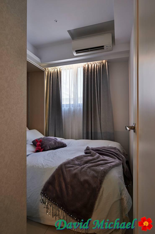 Schlafzimmer von 大衛麥可國際設計工程有限公司