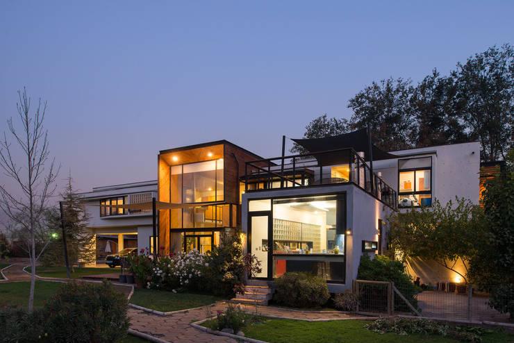 Casa Rosales Quijada: Casas de estilo moderno por GITC