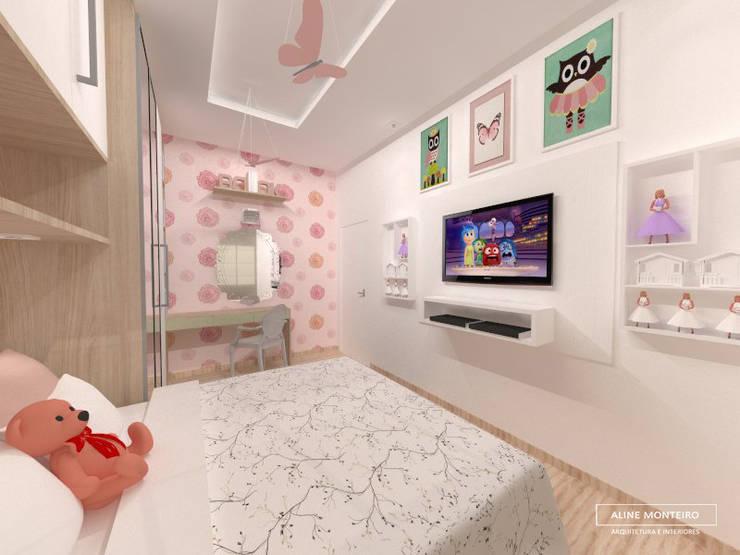 Nursery/kid's room by Aline Monteiro