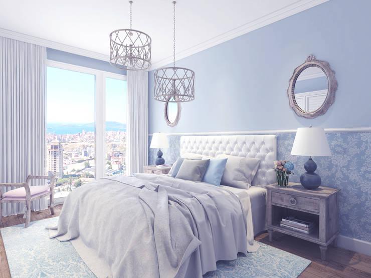 Phòng ngủ by Ammar Bako design studio