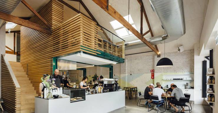 Architecture Interiors Project:  Kitchen by HN Neo Design & Build pvt. Ltd
