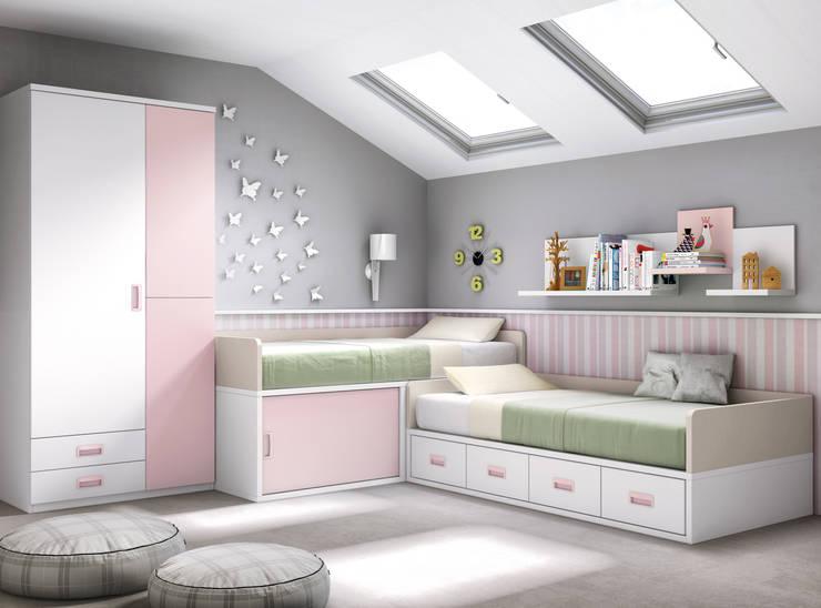 Phòng trẻ em by CREA Y DECORA MUEBLES