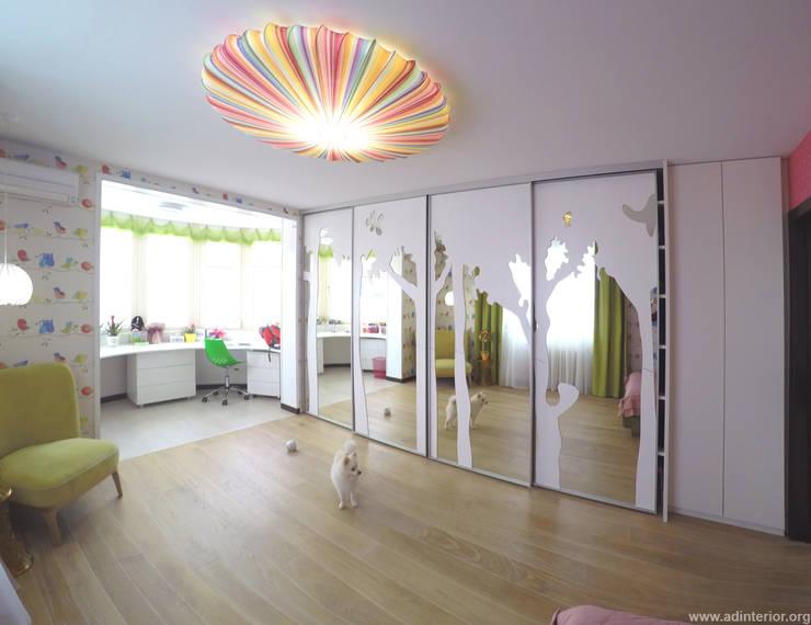 детская: Детские комнаты в . Автор – A&D-interior