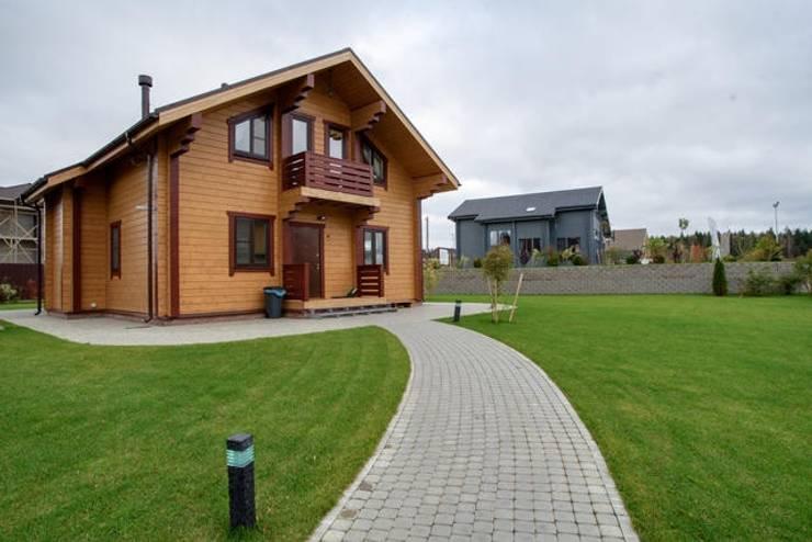 Casas de estilo  por GOOD WOOD